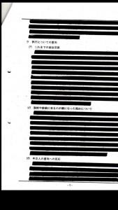 現役家裁調査官が作成した試行面会後の調査官調査報告書。これを隠ぺいと言わないでなんというか?家裁はこんなメンタリティを持っていると思うとぞっとする。