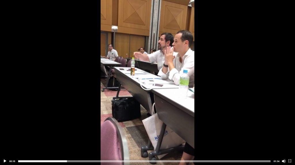 日弁連のセミナーで声を上げる勇気ある外国人当事者